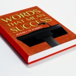 Words That Mean Success Book cvr
